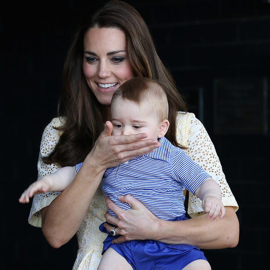 Kate Middleton Real Mom Moments