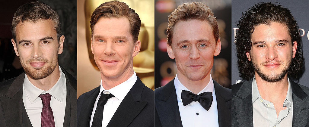 Hollywood's Hottest English Eye Candy