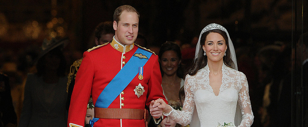Royal Report: Kate and William's Top 5 PDA Moments at the 3 Year Mark
