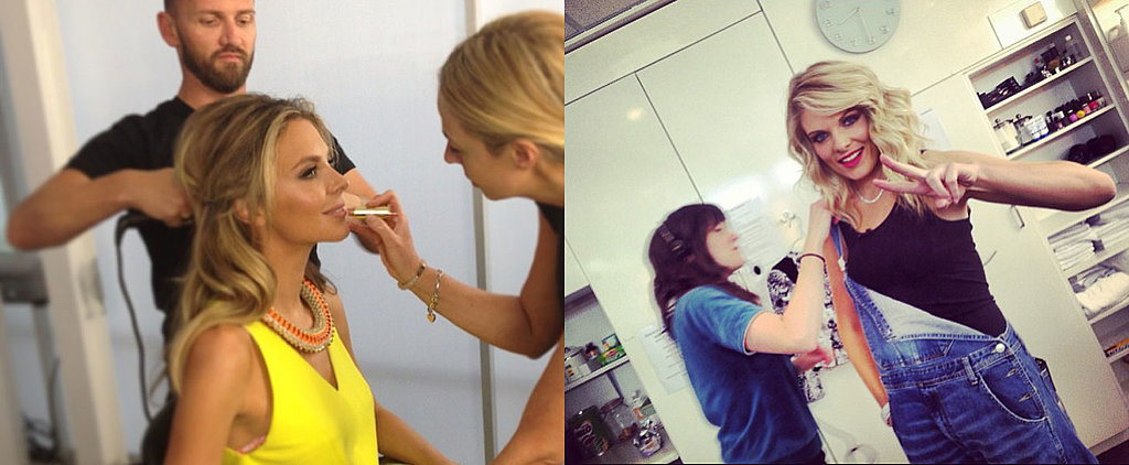 The A-Listers Talk Pre-Logies Beauty Prep: Their Skin, Hair, Makeup and More