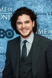 Here he is at the Game of Thrones season three premiere in March 2013.