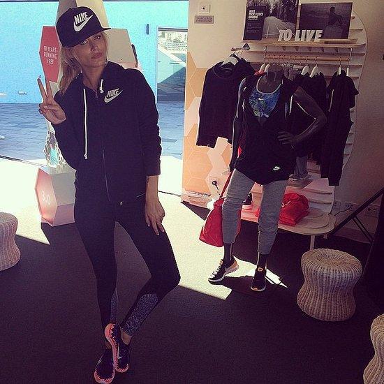 Cheyenne Tozzi Nike She Runs Ambassador & Fitness Tips