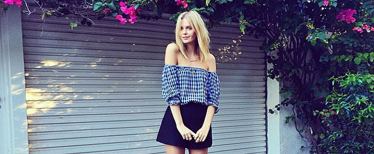 Why Gingham Is This Season's Go-To Print