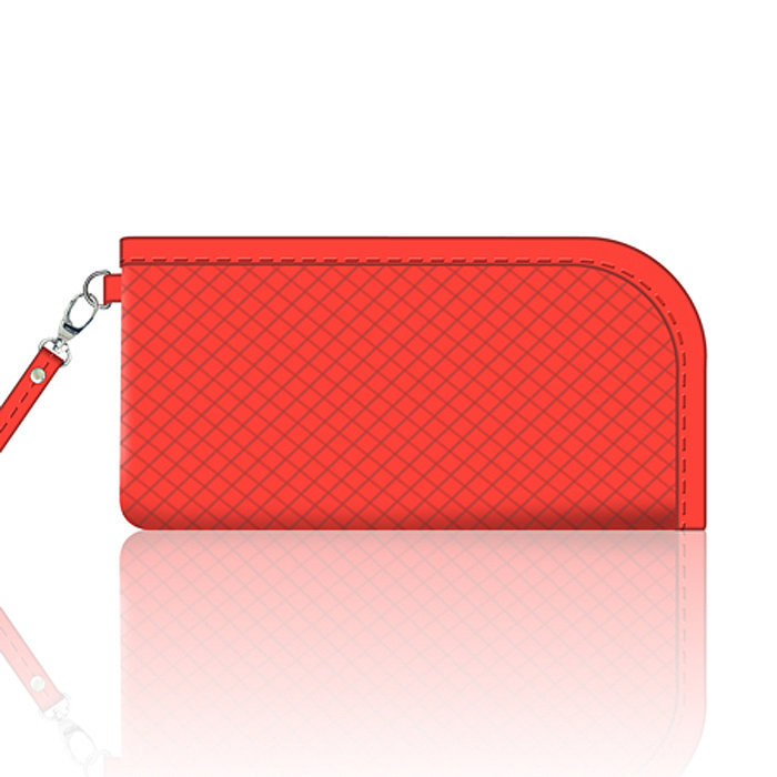 Any mom who's always on the go will appreciate this cute power wristlet ($50) that comes in different colors. It charges phones with a hidden lightweight battery, comes with six credit card slots, and uses an LED indicator to show how much charge is left.