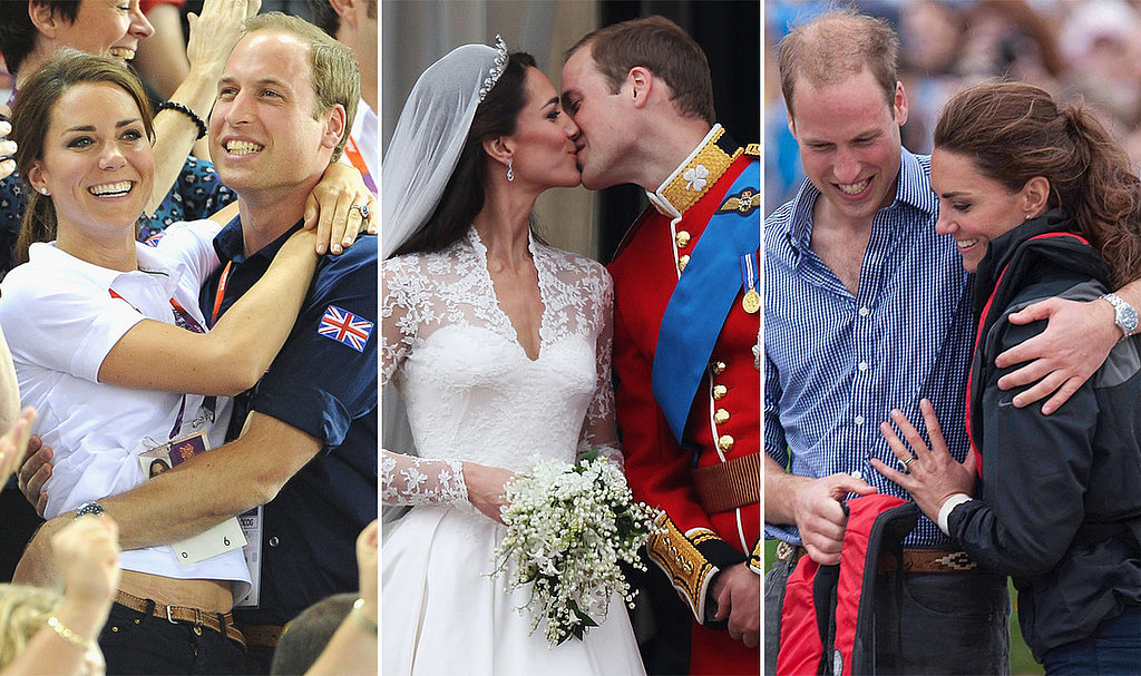 The Royal Couple's Cutest PDA Moments