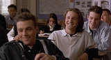 And Breckin Meyer Still Had His Long Hair