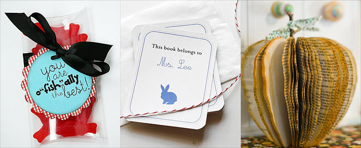 8 Teacher Appreciation Gifts to Make With Your Kids