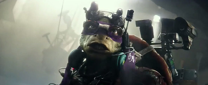 Get a Good Look at the Turtles in the New TMNT Trailer