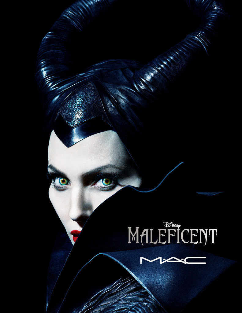 See the Entire MAC Cosmetics x Maleficent Makeup Collection