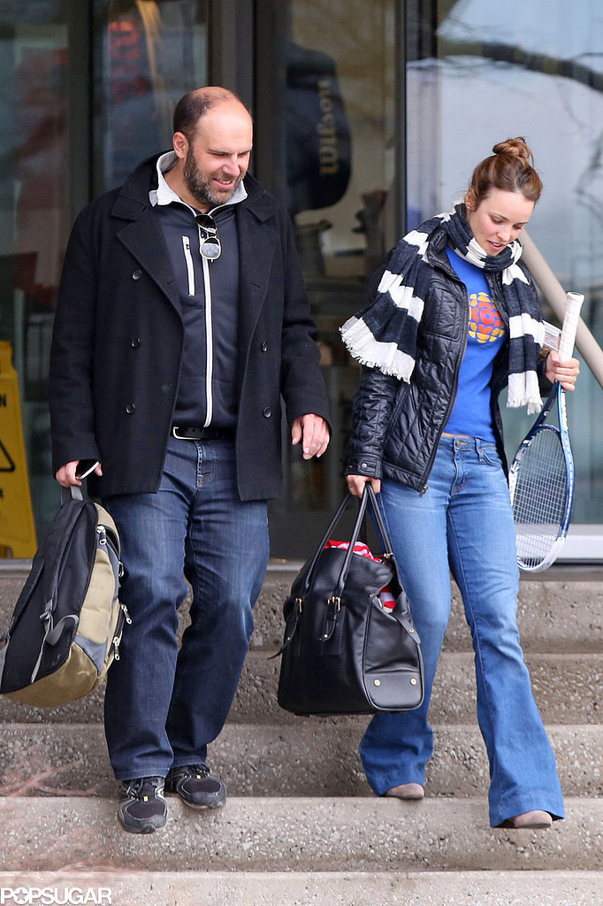 Rachel McAdams Shows Serious PDA With Her Boyfriend!