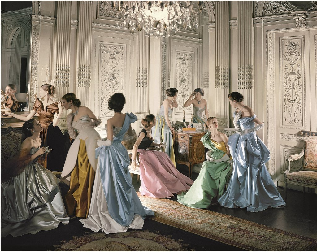 Inspired by Charles James Ball Gowns