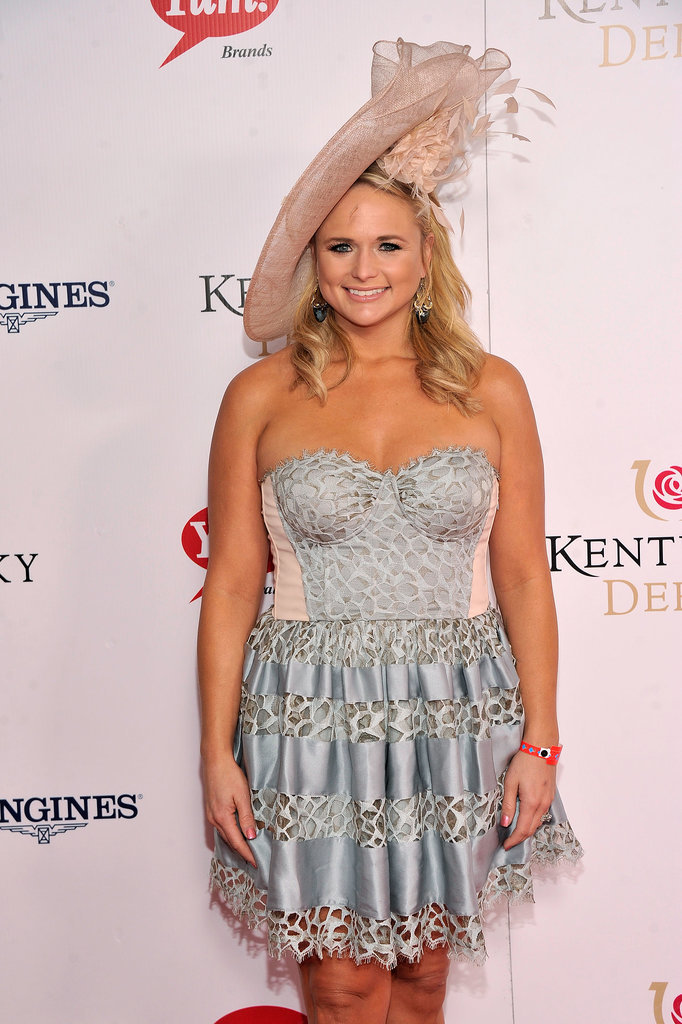 Miranda Lambert had fun in 2013.