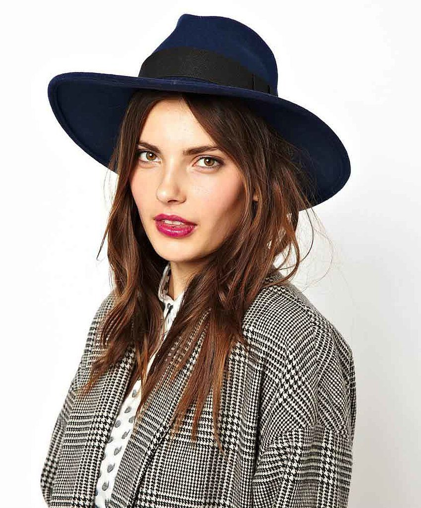 Catarzi Navy Fedora