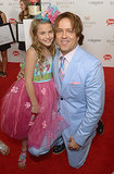 Dannielynn and Larry Birkhead had an adorable daughter-dad moment.