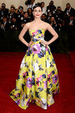 Emmy Rossum at the 2014 Met Gala