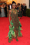 Lupita Nyong'o at the 2014 Met Gala