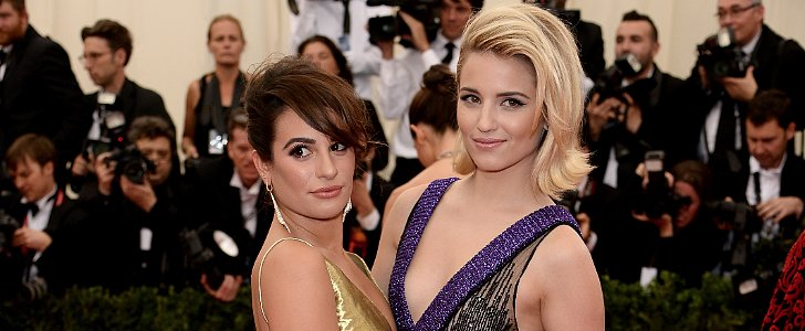 Lea Michele and Dianna Agron Quash Those Feud Rumors