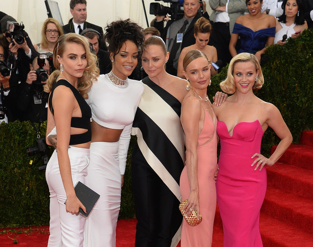 A-List Ladies Form a Met Gala Dream Team!