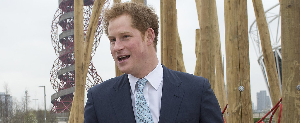 Speed Read: Prince Harry Twerks Up a Storm at His Friend's Wedding