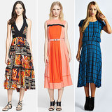 The Best Midi Dresses For Daytime | Summer 2014