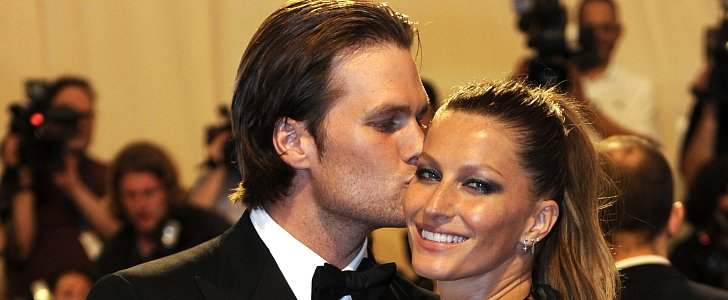 Yowza! Tom and Gisele's Hottest Met Gala Moments