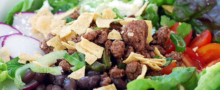 Time to Party With a Zesty Taco Salad
