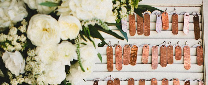 50 Beautiful, Creative Escort Card Ideas For Your Wedding Day