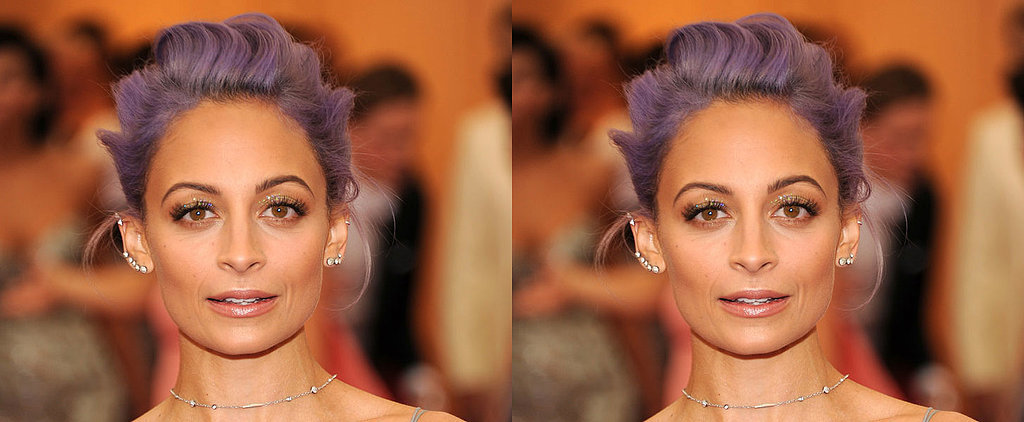 Nicole Richie Sparkles in More Ways Than One