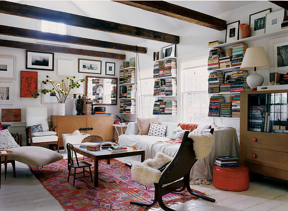 Style Books Horizontally