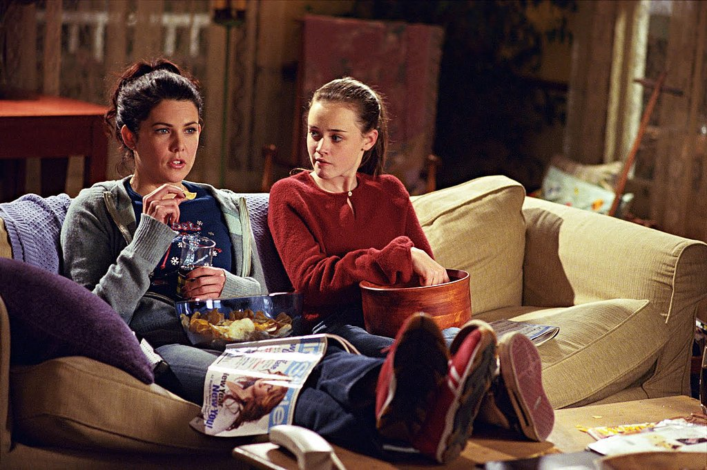 Curl Up on the Couch, and Watch These TV Shows With Your Mom