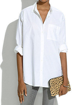 Madewell Oversize Button-Down Shirt