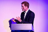 Prince Harry Is Fully Clothed, but For a Really Good Cause