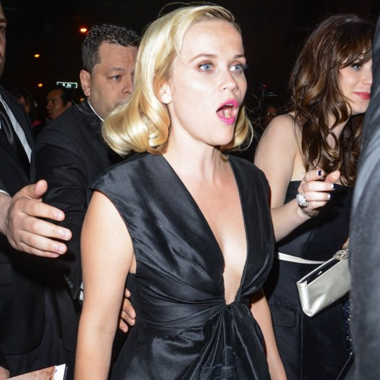 Reese Witherspoon in Cara Delevingne's Met Gala Videos