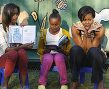 In June 2011, the three read The Cat in the Hat to a group of kids in Johannesburg, South Africa.