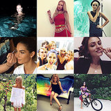Inspiring Celebrity Instagram: Kylie Minogue, Lara Bingle