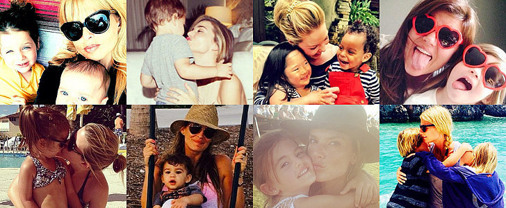 The Sweetest Candid Celebrity Mom Snaps