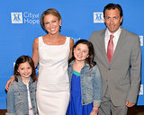 "Amy Robach on Battling Cancer, Telling Her Girls, and Her ""Inner Strength as a Mom"""