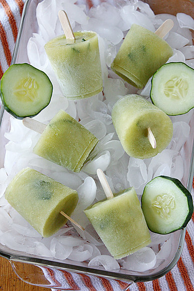 Cucumber Chili Pops