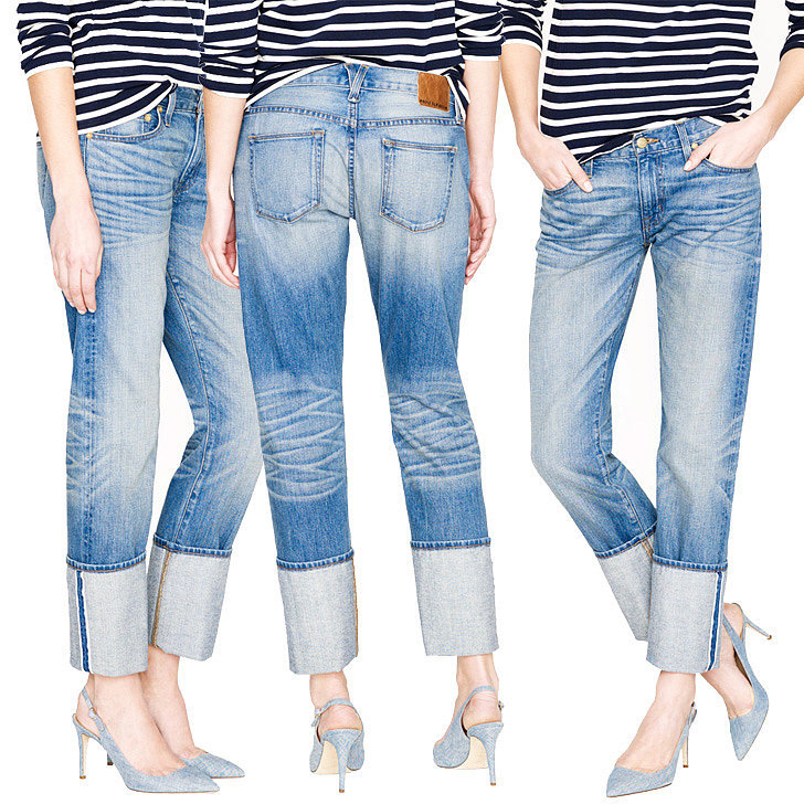 See J.Crew's New Jeans From Every Single Angle