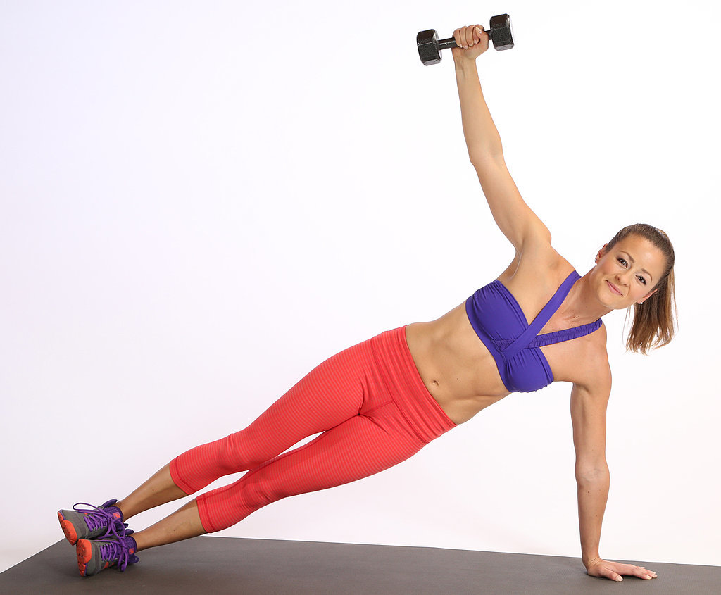 Bikini Shape-Up Circuit With Weights