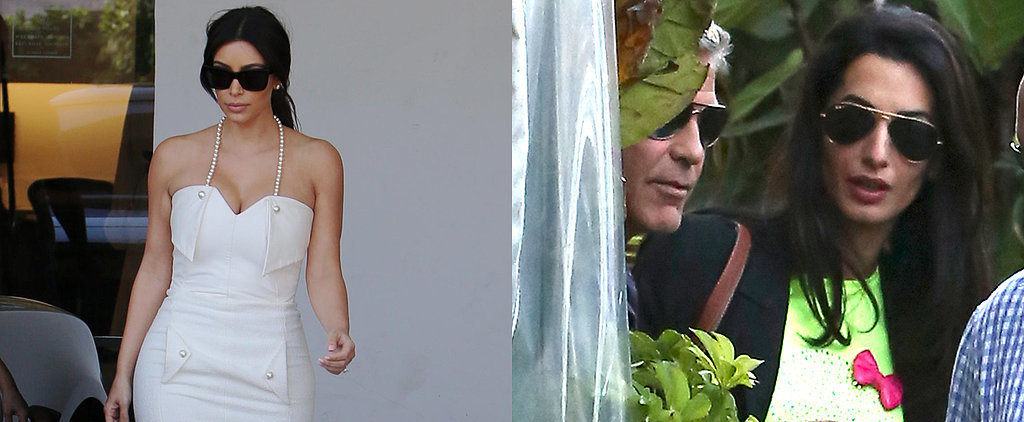 How to Prepare For a Wedding, Kardashian and Clooney Style
