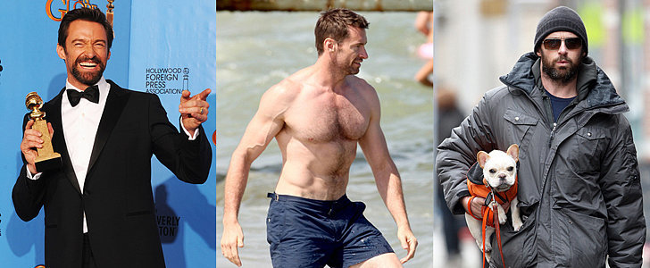 Why We Can't Ge Enough of Hugh Jackman