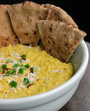 Coconut Curry Hummus