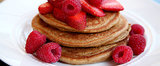 "Stacked With Protein: Vegan Gingerbread ""Buttermilk"" Pancakes"