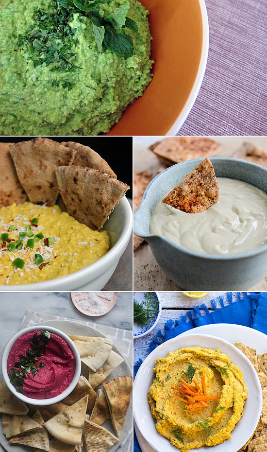 Beyond Roasted Red Pepper: 6 New Takes on Hummus