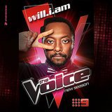 The Voice Coaches Will.i.am Ricky Martin Joel Madden Kylie