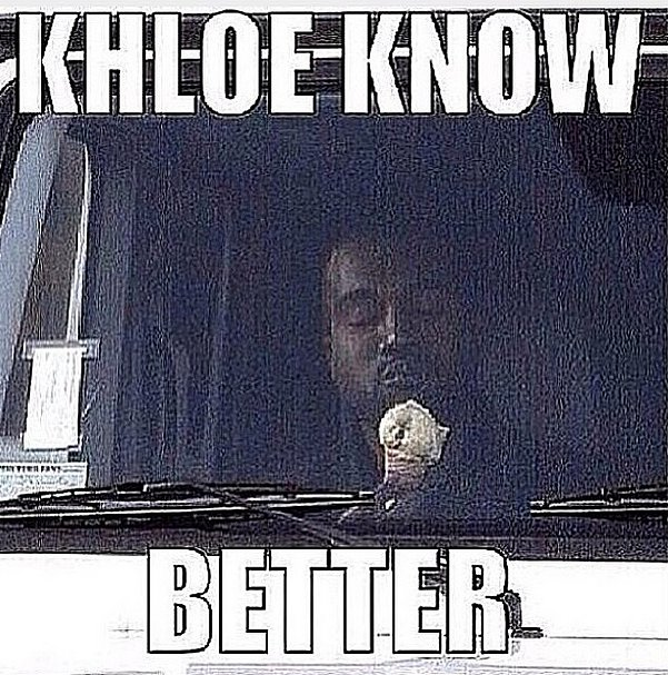Kanye West Be Like . . .