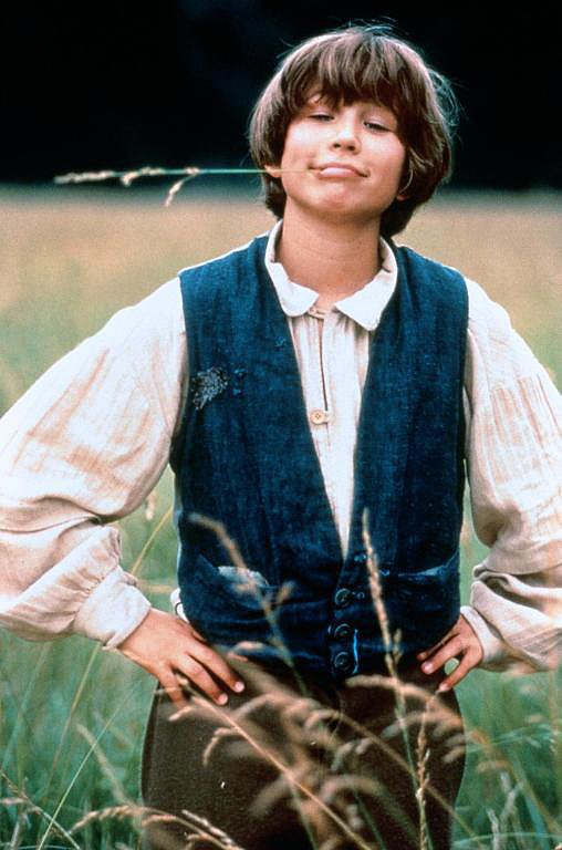 He Played a Great Tom Sawyer, Hay Biting and All