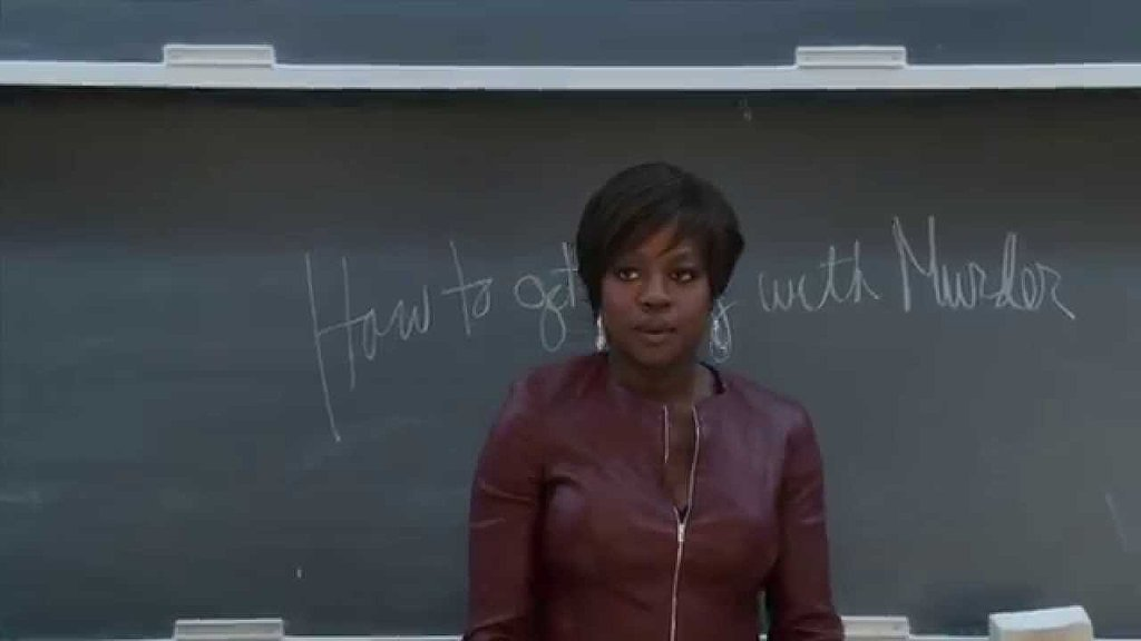 Watch the Trailer For How to Get Away With Murder
