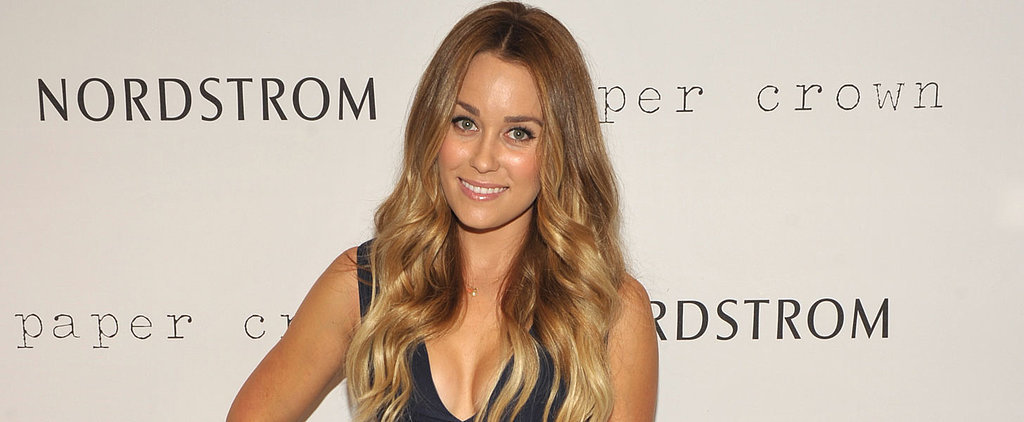 Wardrobe Watch: Lauren Conrad Is Queen of Cocktail Hour